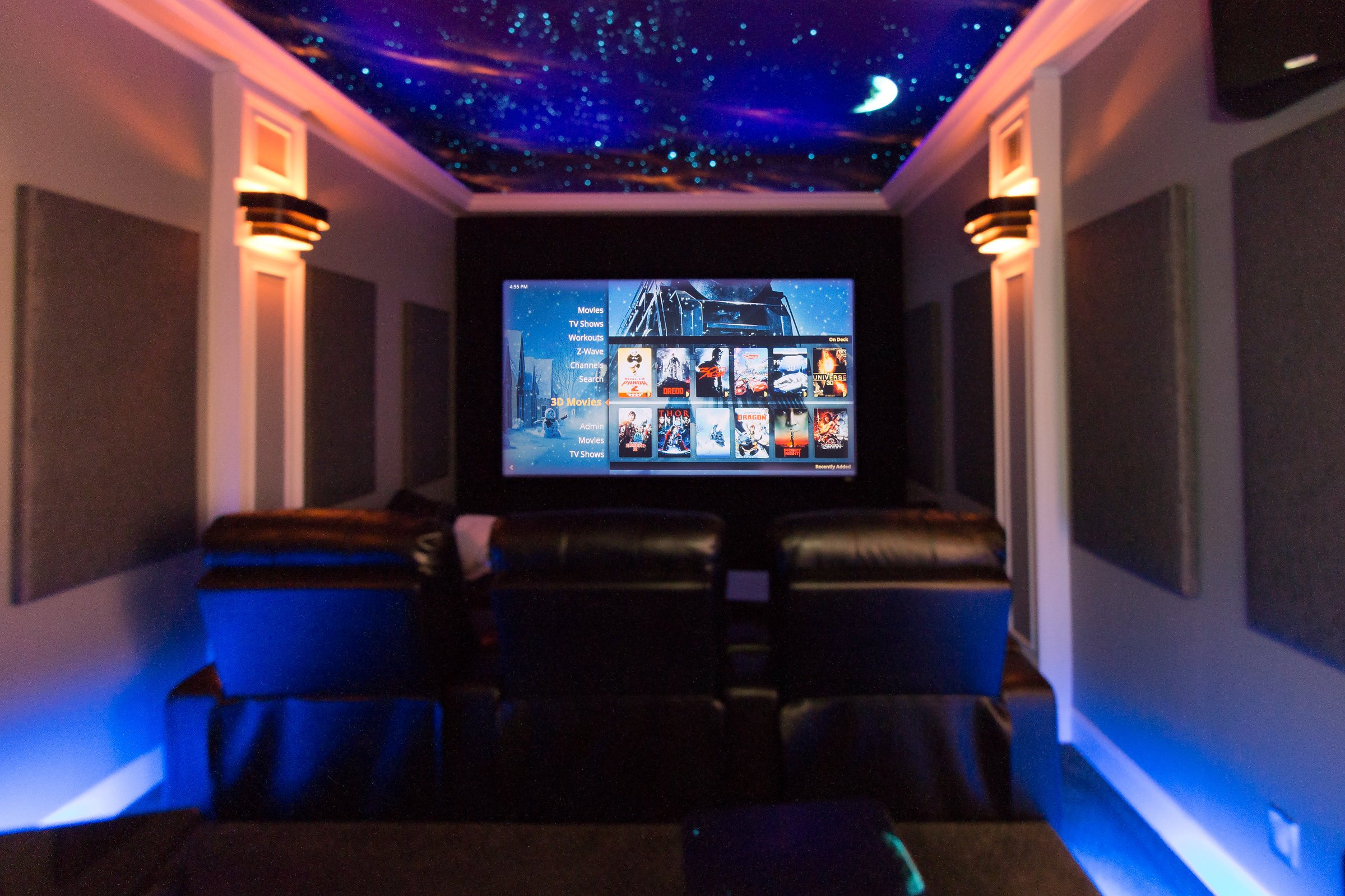 Whole-Home AV & Home Theater